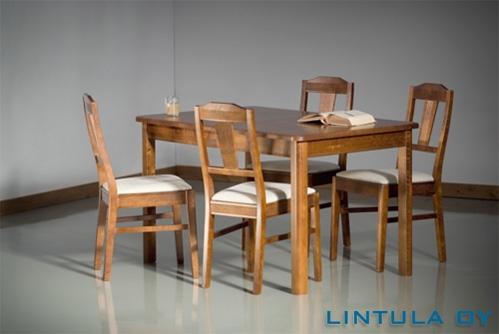 Elina pöytä ja 4 tuolia MALLIRYHMÄ