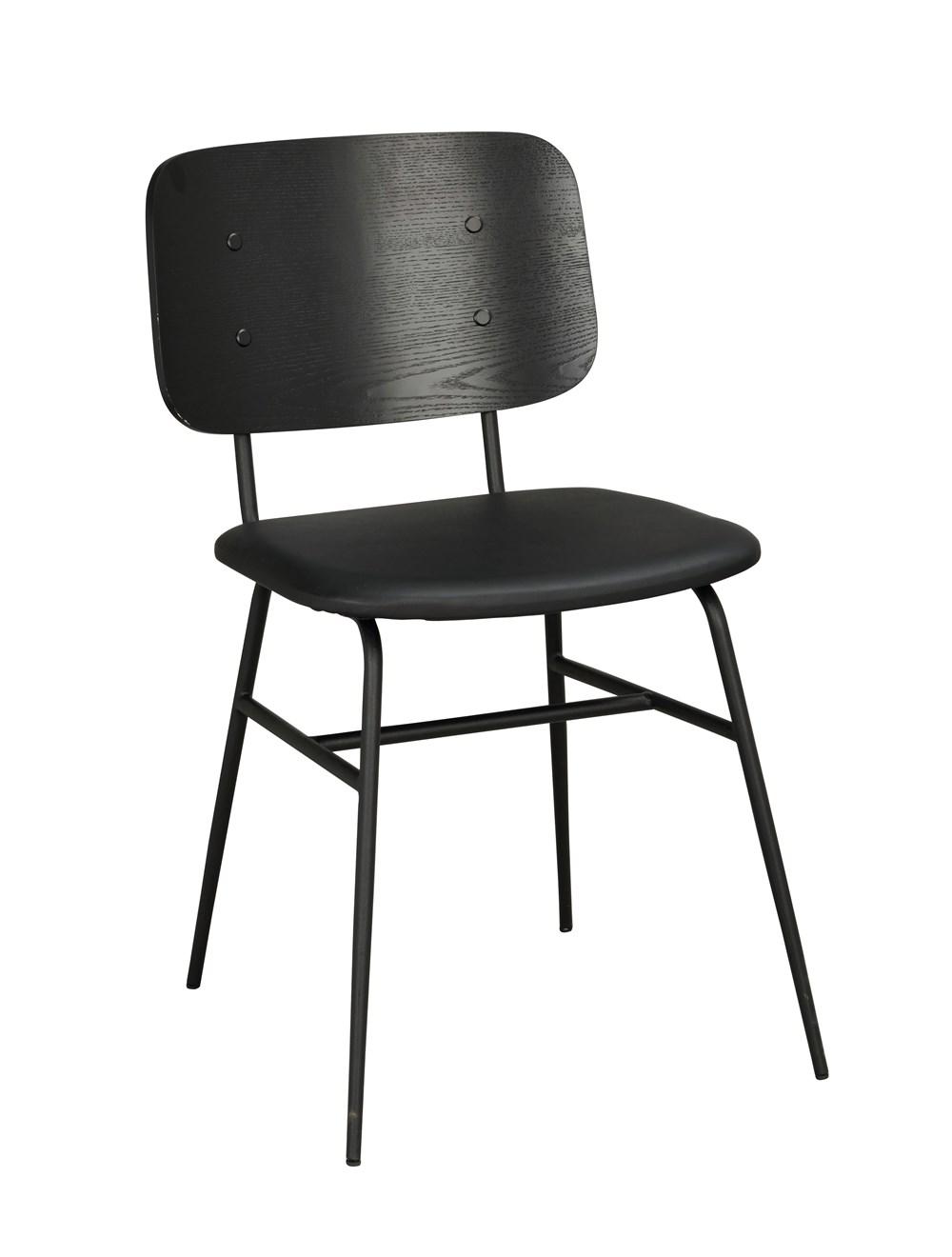 Brent tuoli musta, Rowico