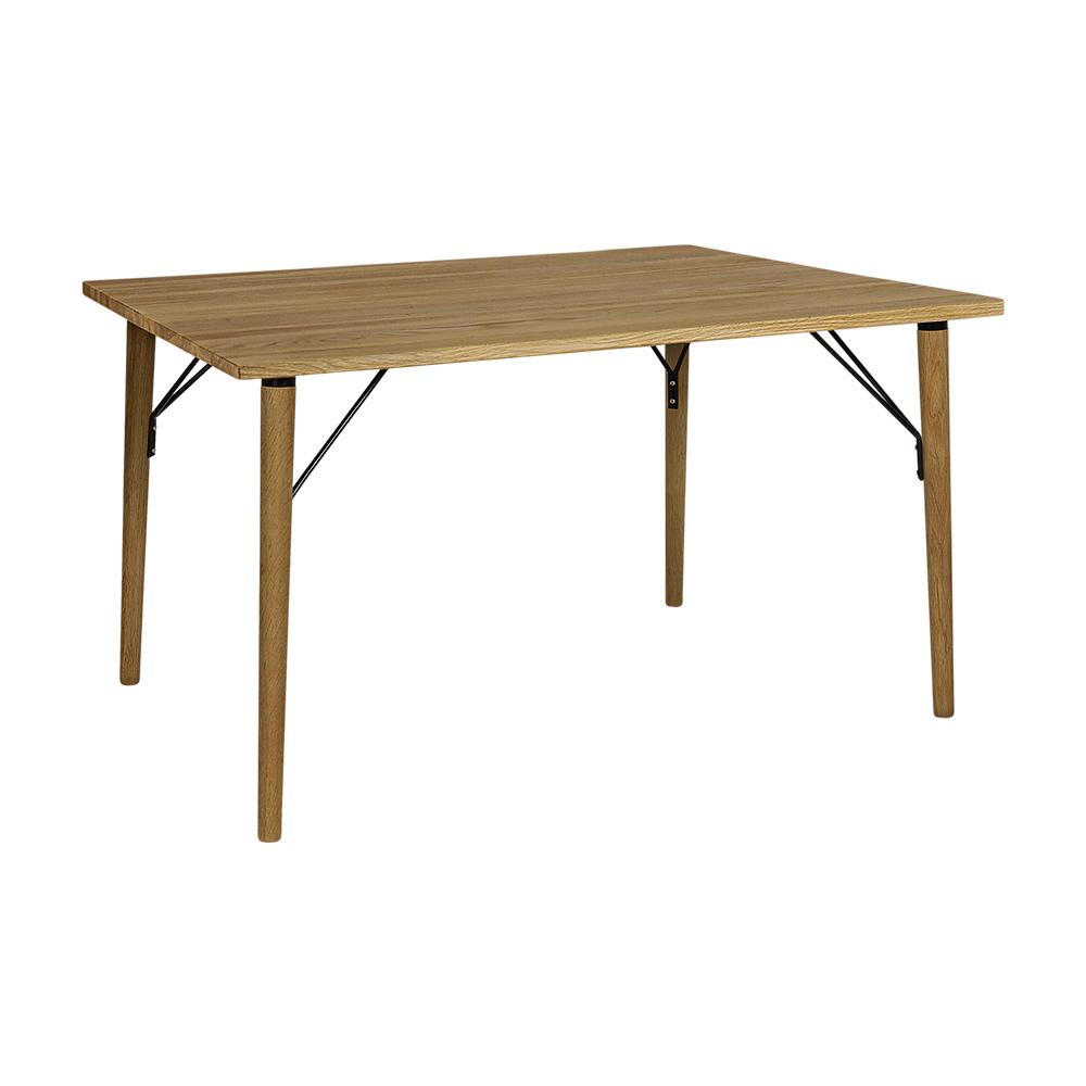 Y5 pöytä 140x90 cm öljytty tammi