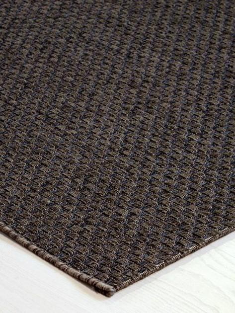 Louhi matto ruskea/tummanharmaa 88