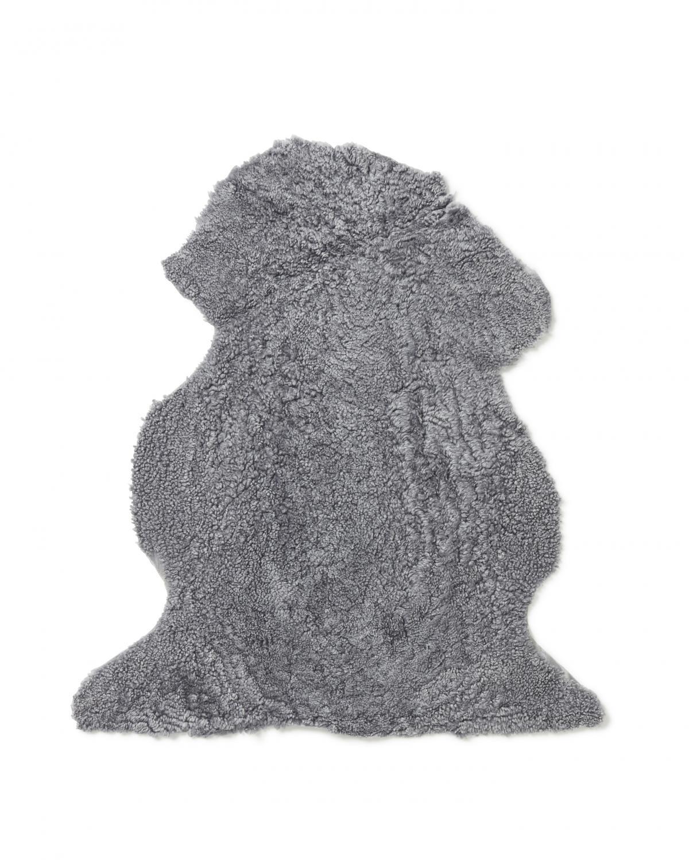 Curly lampaantalja, Charcoal Grey Silver, ERÄ