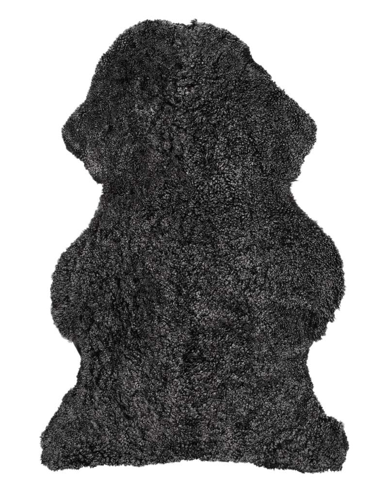 Curly lampaantalja, Dark grey, ERÄ