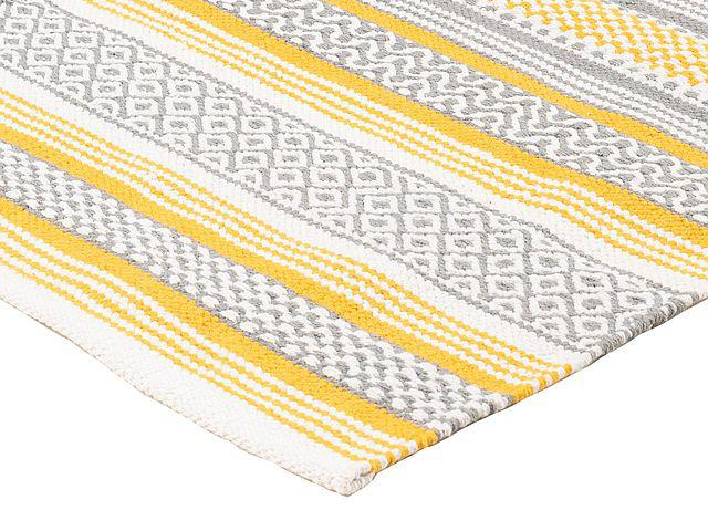 Suvi matto keltainen, Mattokymppi