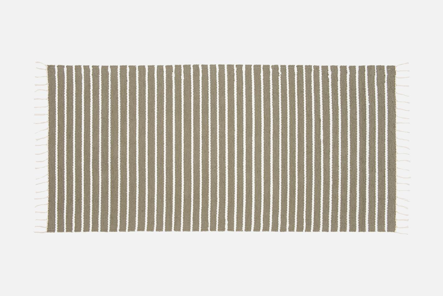 VM Carpet Aitta matto 4 beige-valkoinen, Design Ristomatti Ratia
