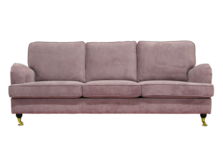 Lincoln 3-ist. suora sohva, kangas Orinoco