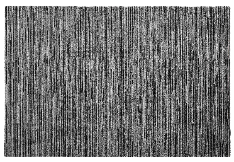 VM Carpet Aurea matto 79 musta, design Jukka Rintala