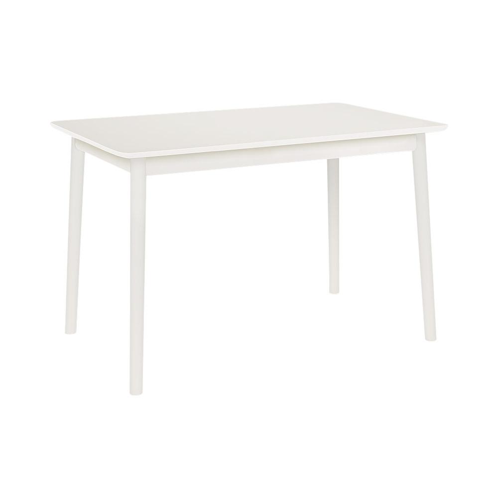 ZigZag pöytä 120x75cm valkoinen