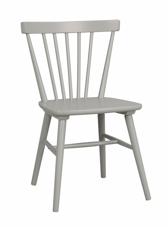 Akita tuoli vaaleanharmaa, Rowico