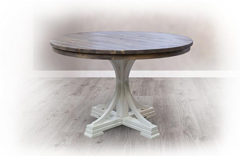 Anttiina pyöreä pöytä 120