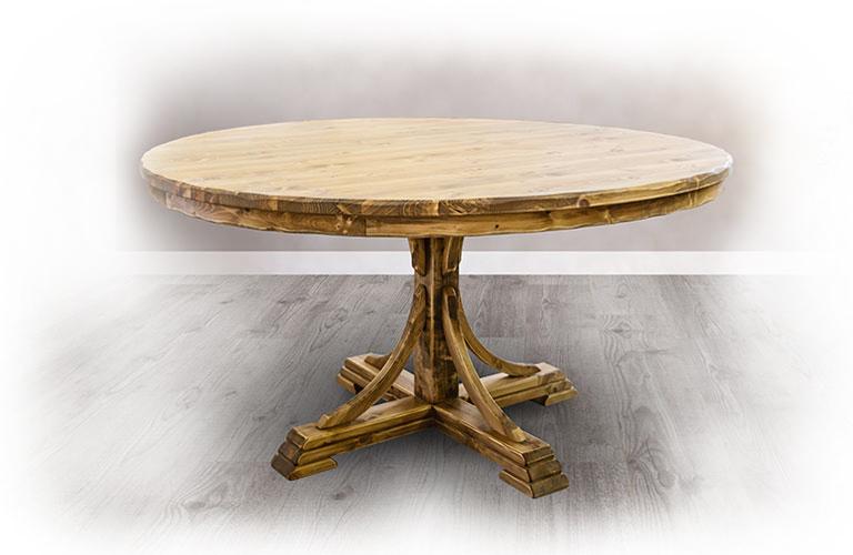 Anttiina pyöreä pöytä 150