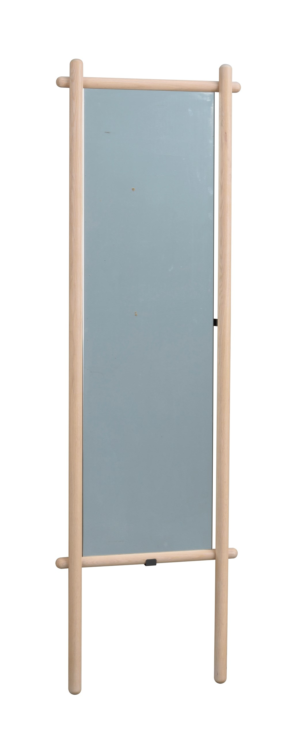 Milford lattiapeili 52x180 valkolakattu tammi, Rowico