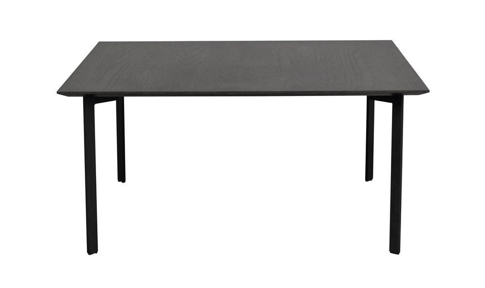 Spencer sohvapöytä 95x95 musta, Rowico