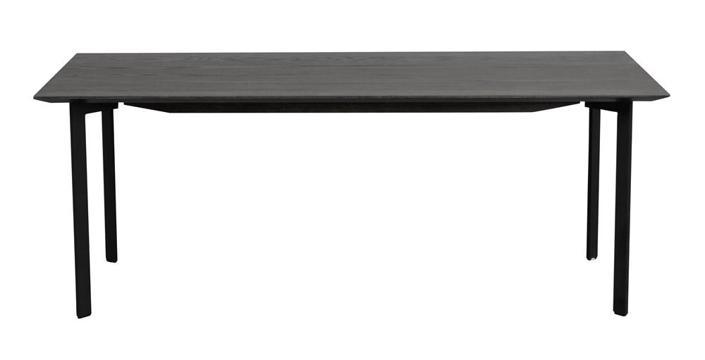 Spencer sohvapöytä 120x60 musta, Rowico