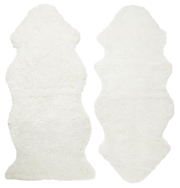 Curly 1,5-set lammastalja 135x60 valkoinen