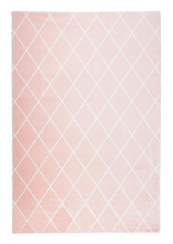 VM Carpet Salmiakki matto 21 rose-white