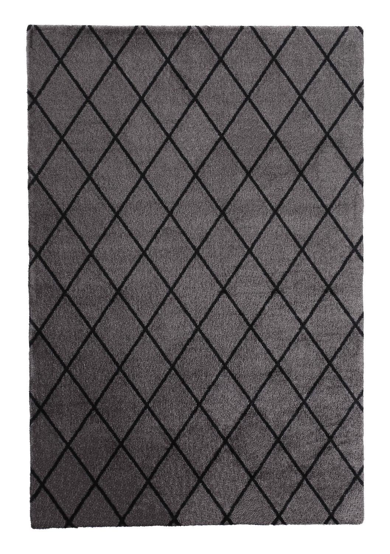 VM Carpet Salmiakki matto 26 grey-black