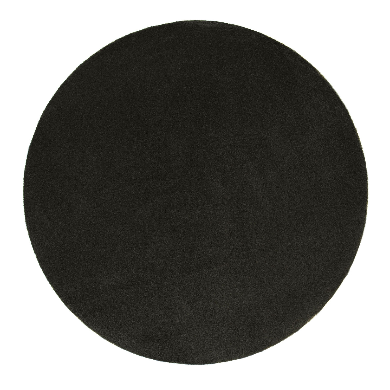 VM Carpet pyöreä Hattara matto 98 tummanharmaa
