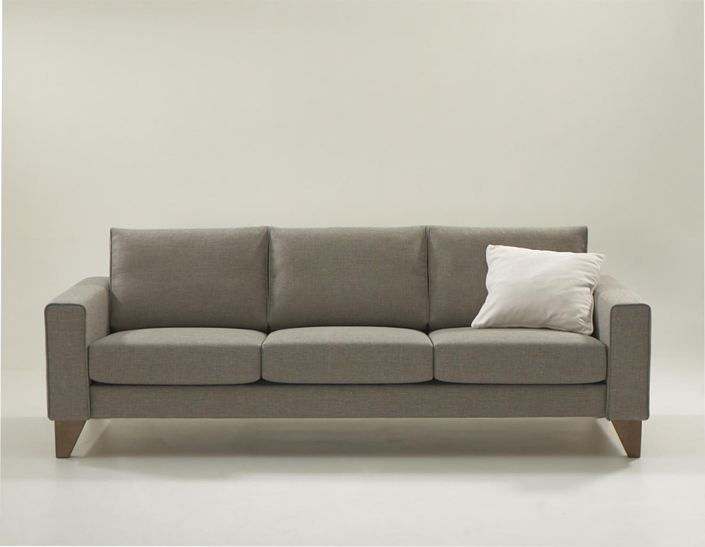 Nest 225/3 sohva Nino tai Resto kankaalla, Shapes