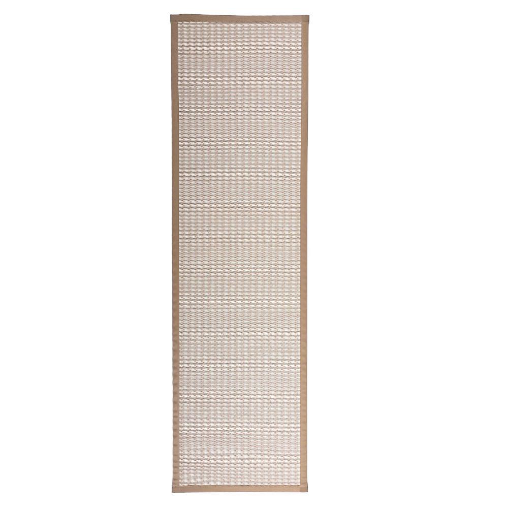 VM Carpet Kelo käytävämatto, 72/81 Natur-valkoinen