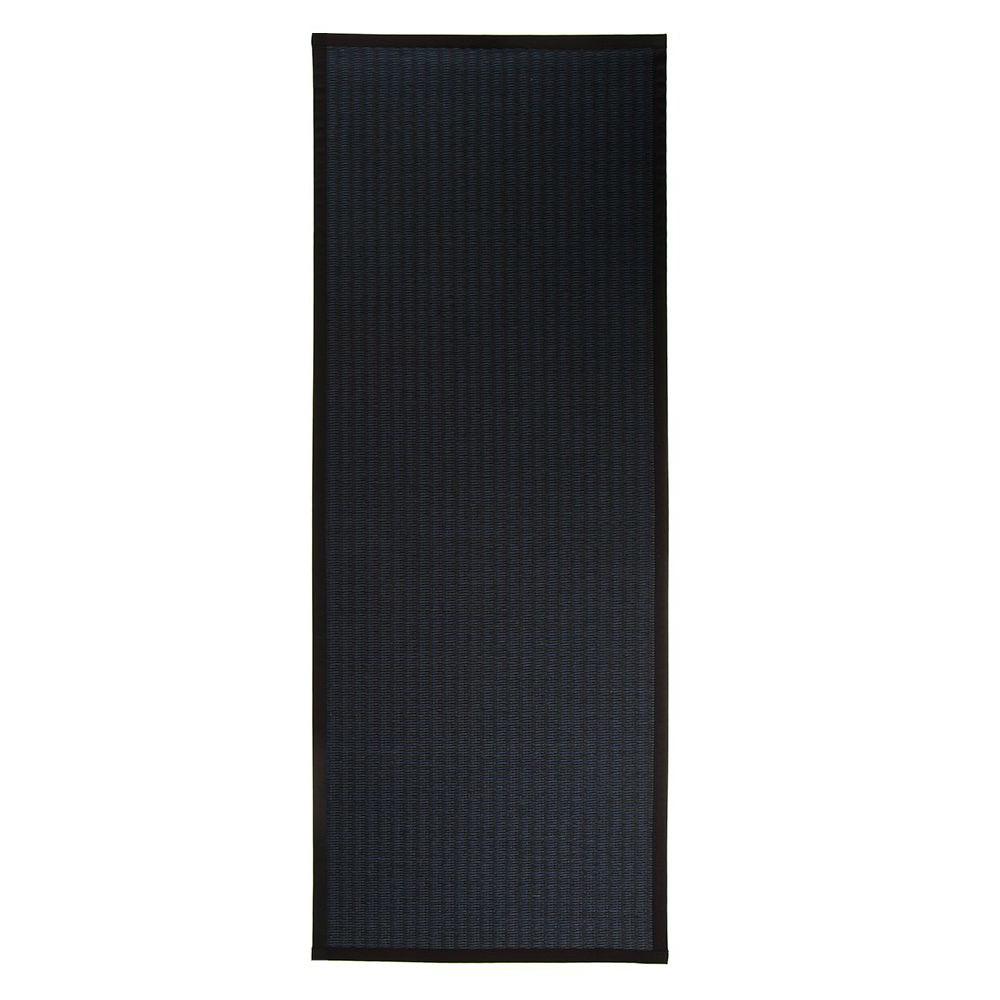 VM Carpet Kelo käytävämatto, 79/78 Musta-sininen