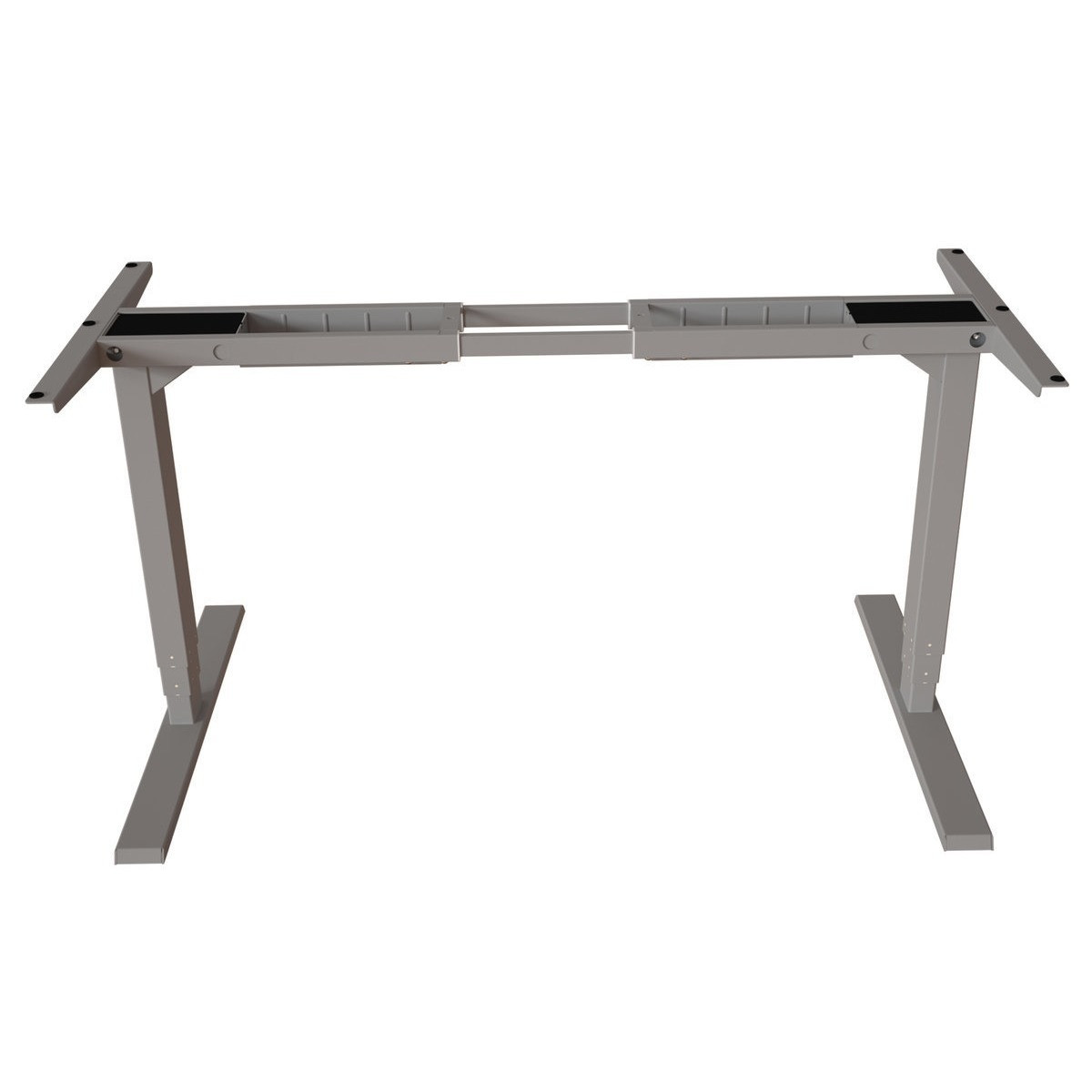 Ergo sähkösäätöpöydän jalat harmaa
