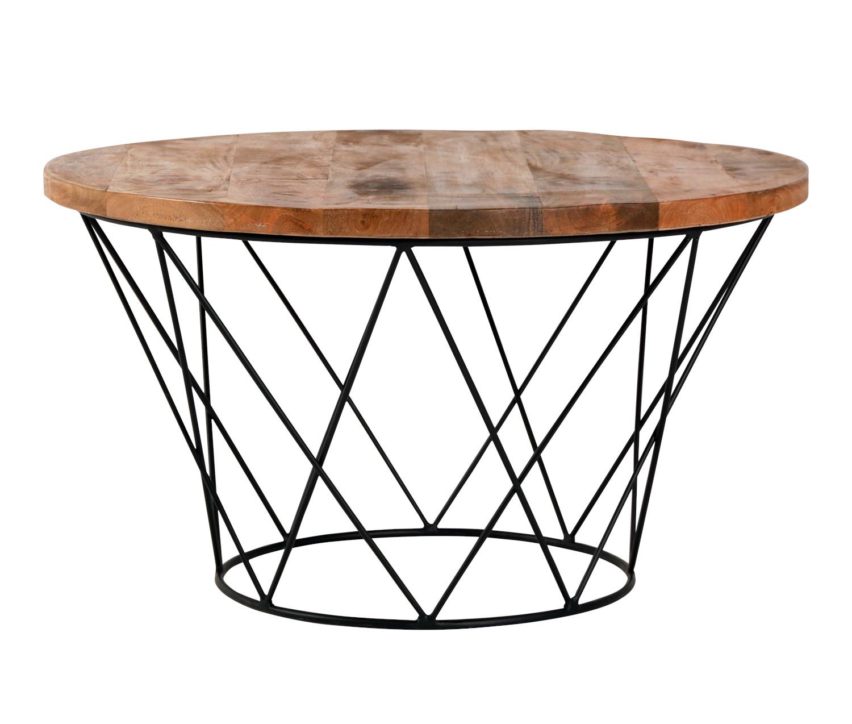 Deco Cone sohvapöytä pyöreä Ø 80 cm, ByNiemi