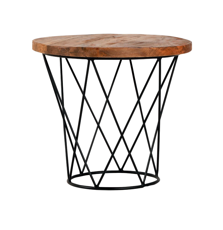Deco Cone lamppupöytä pyöreä Ø 50 cm, ByNiemi