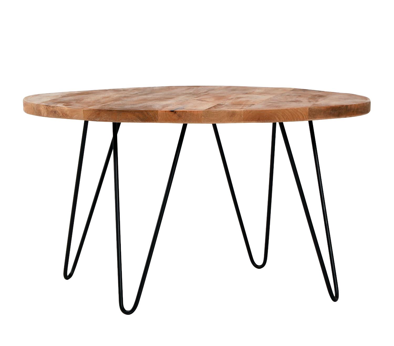 Deco Pin sohvapöytä Ø 80 cm, ByNiemi