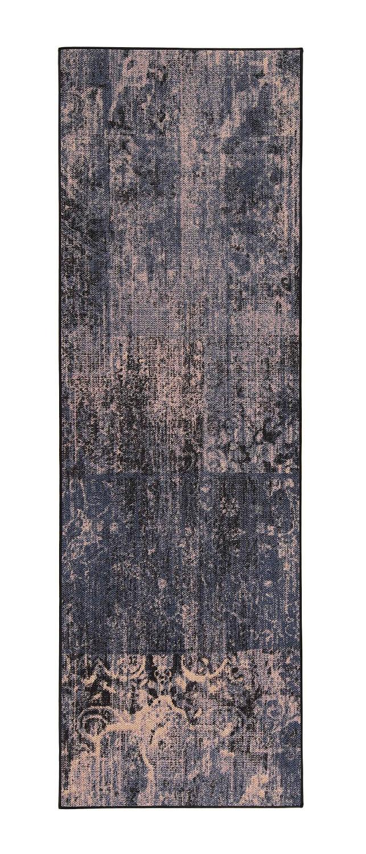 VM Carpet Rustiikki käytävämatto, 79 sininen