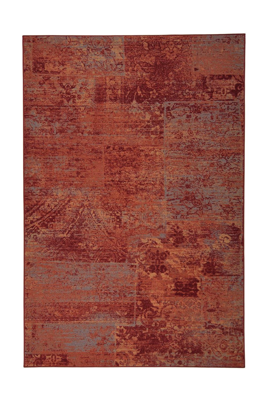 VM Carpet Rustiikki matto, 14 punainen