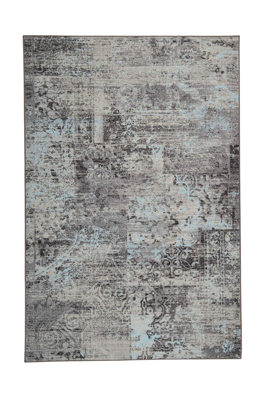 VM Carpet Rustiikki matto, 32 turkoosi