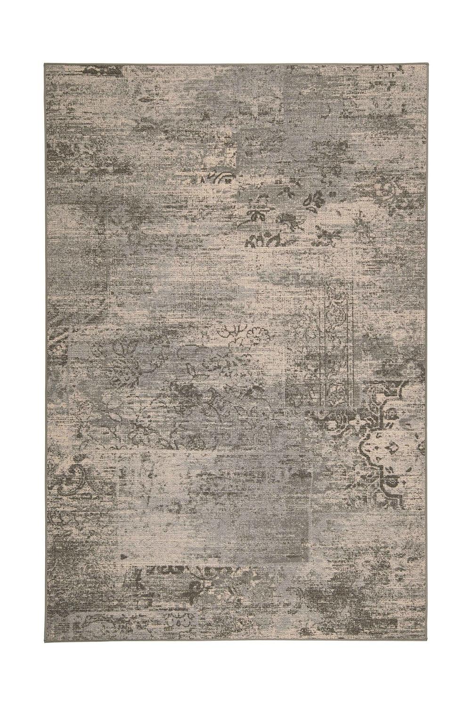 VM Carpet Rustiikki matto, 39 harmaa