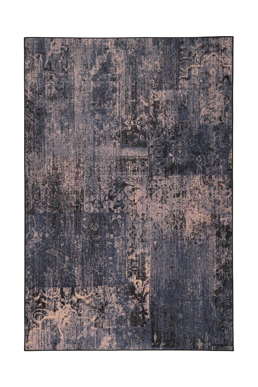 VM Carpet Rustiikki matto, 79 sininen