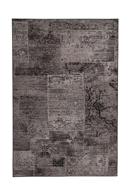 VM Carpet Rustiikki matto, 98 musta