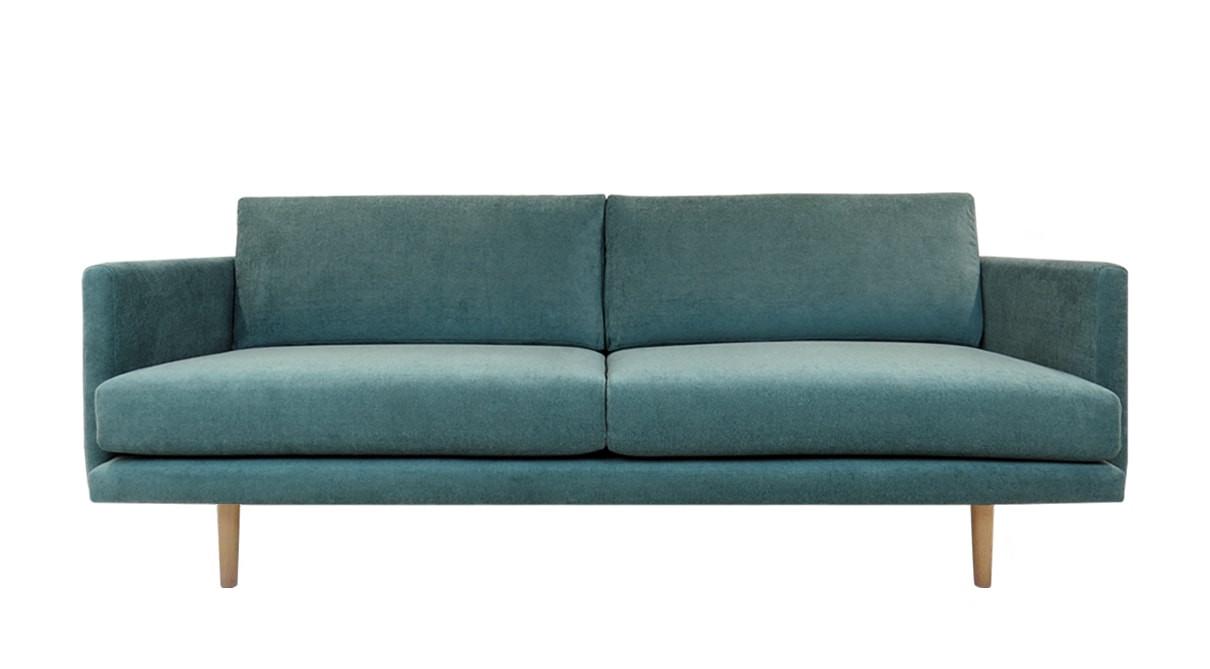 Kanerva 3 istuttava sohva (180) Velvety kankaalla