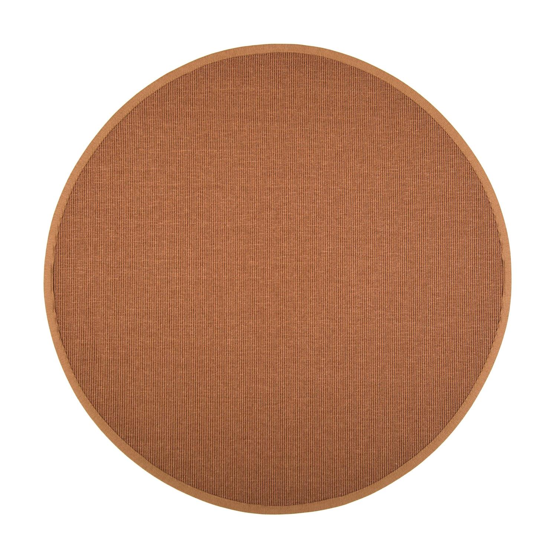 VM Carpet pyöreä Esmeralda matto 73 kupari