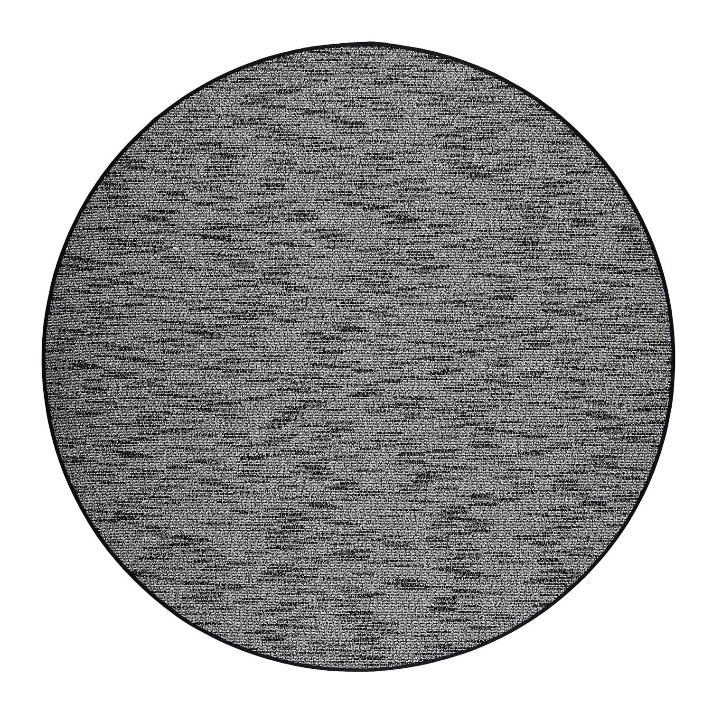 VM Carpet pyöreä Tuohi matto 79 musta