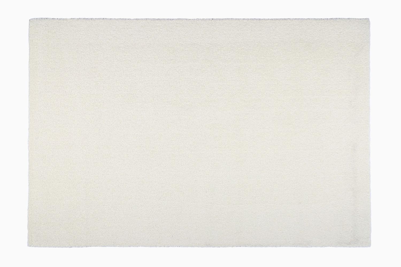VM Carpet Silkkitie matto, 31 valkoinen