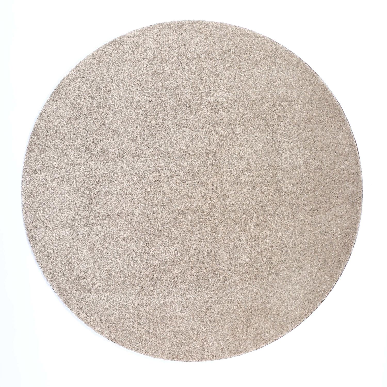 VM Carpet pyöreä Silkkitie matto, 39 beige