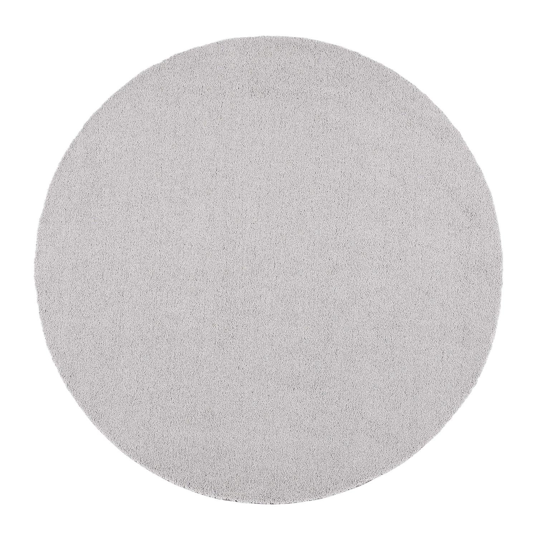 VM Carpet pyöreä Silkkitie matto, 93 vaaleanharmaa