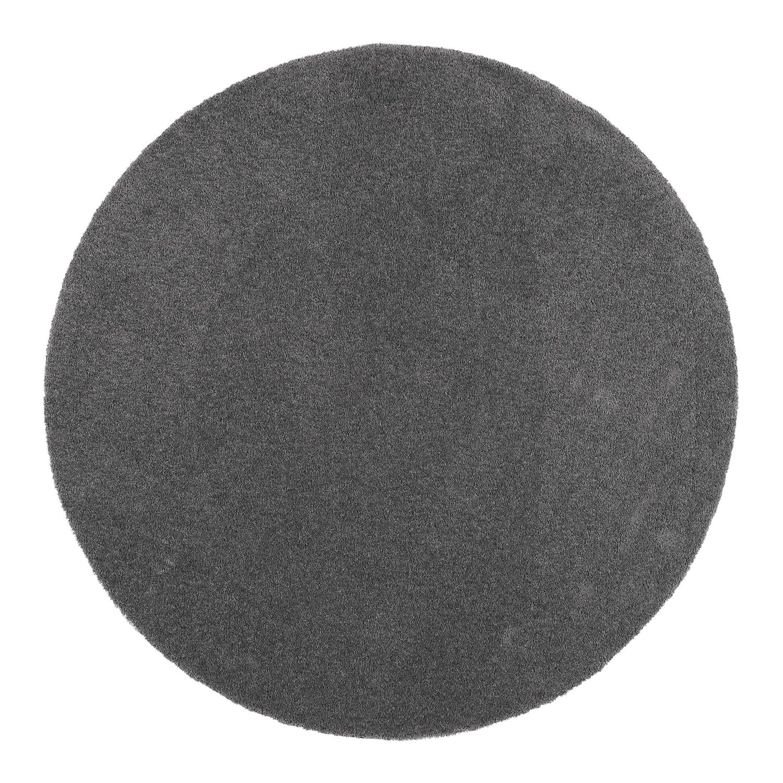 VM Carpet pyöreä Silkkitie matto, 96 tummanharmaa