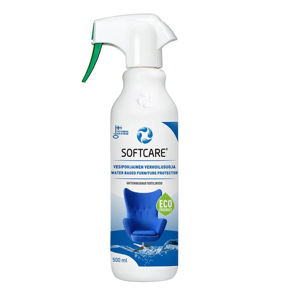 Softcare vesipohjainen verhoilusuoja 500 ml