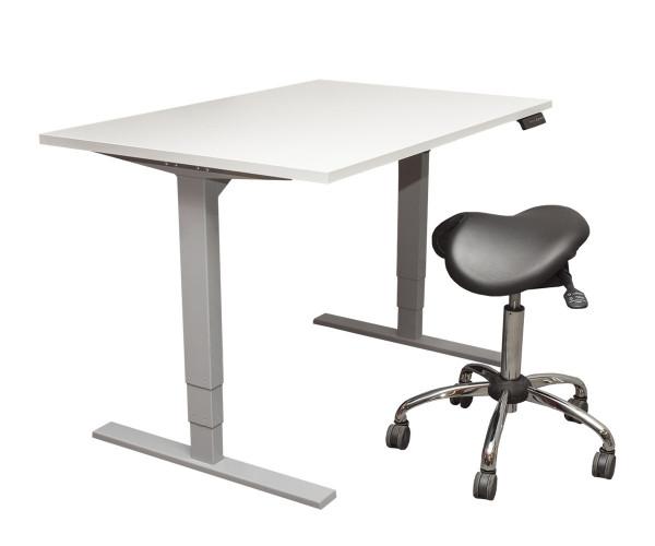 Epos sähköpöytä, eri kokoja ja värejä