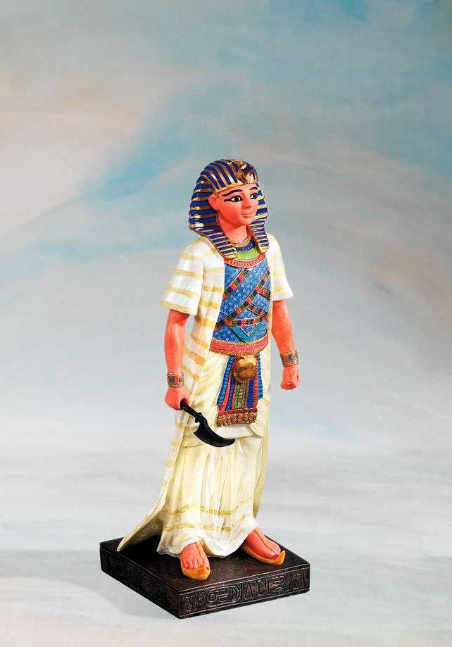 Egyptiläiset, Ramses III, patsas