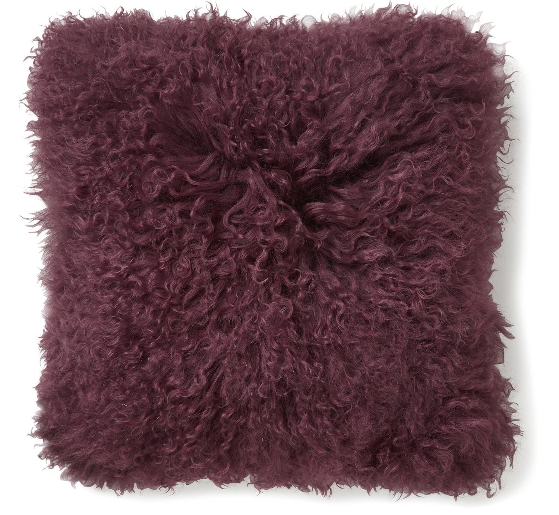 Shansi tyynynpäällinen 40x40 cm burgundy