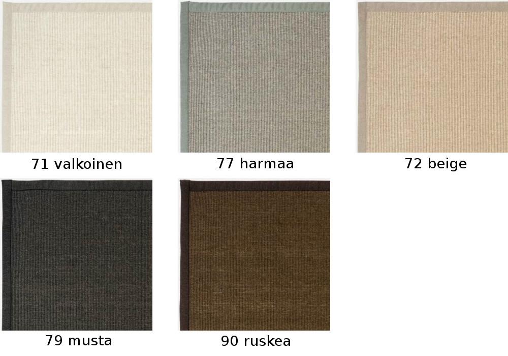 Esmeralda matto 80 x 250 cm