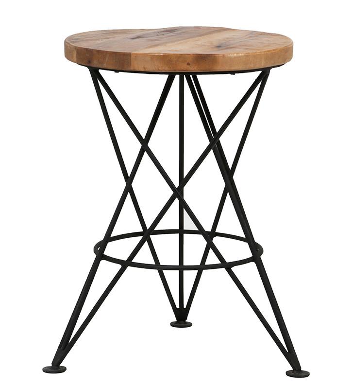 Acazia Iron sohvapöytä pyöreä Ø37 cm
