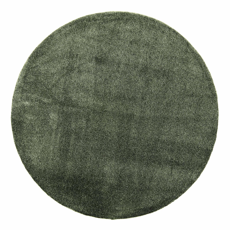 VM Carpet pyöreä Hattara matto 28 tummanvihreä