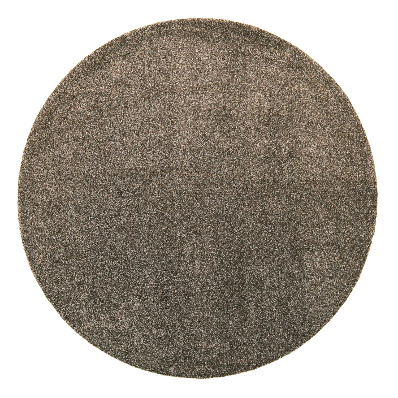 VM Carpet pyöreä Hattara matto 43 ruskea