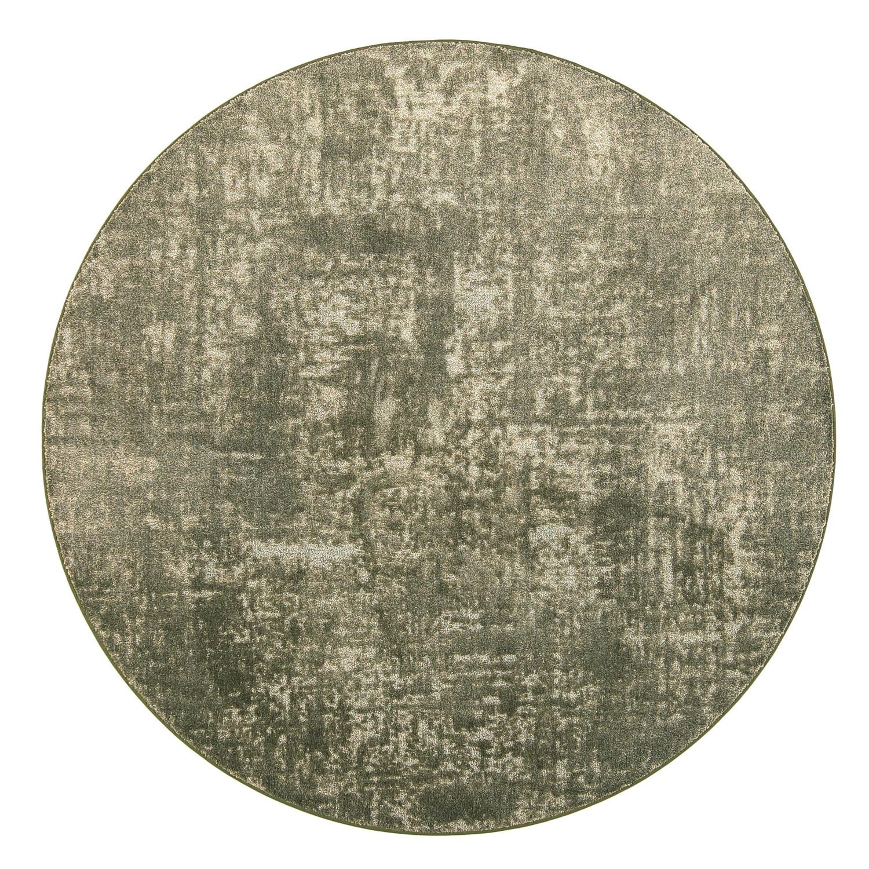 VM Carpet pyöreä Basaltti matto 490 vihreä